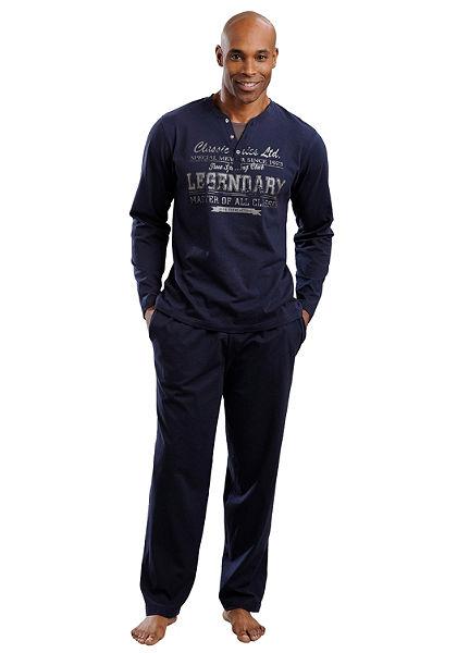 H.I.S Žerzejové pyžamo