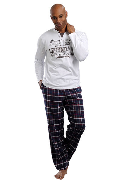 H.I.S Flanel pizsama