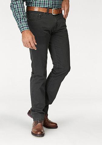 Pioneer Pioneer Authentic Jeans Elastické kalhoty »Rando« šedá - délka 30 cm 30