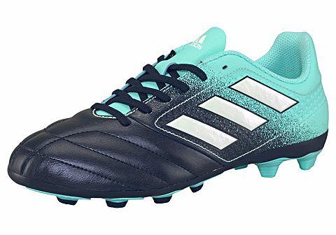 adidas Performance adidas Performance Kopačky »ACE 17.4 FxG J« tmavě modrá-akvamarínová - EURO velikost 32