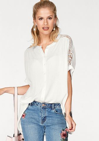 Vero moda® Vero Moda Halenka »BOXY« bílá - standardní velikost M (38)