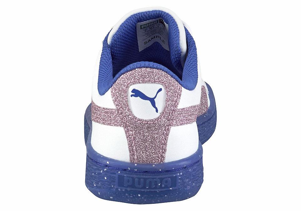 be3d14f2d35f PUMA sneaker »Basket Iced Glitter 2 junior«   Rendeljen online a ...