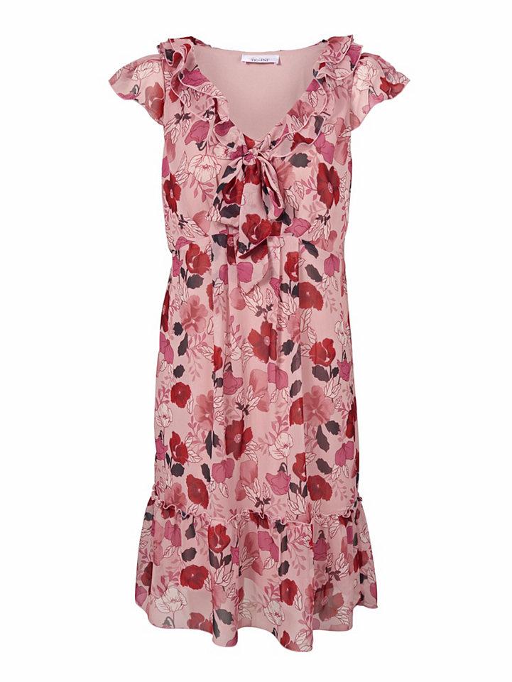 bb0a0f450b9 LINEA TESINI by Heine Vzorované šaty