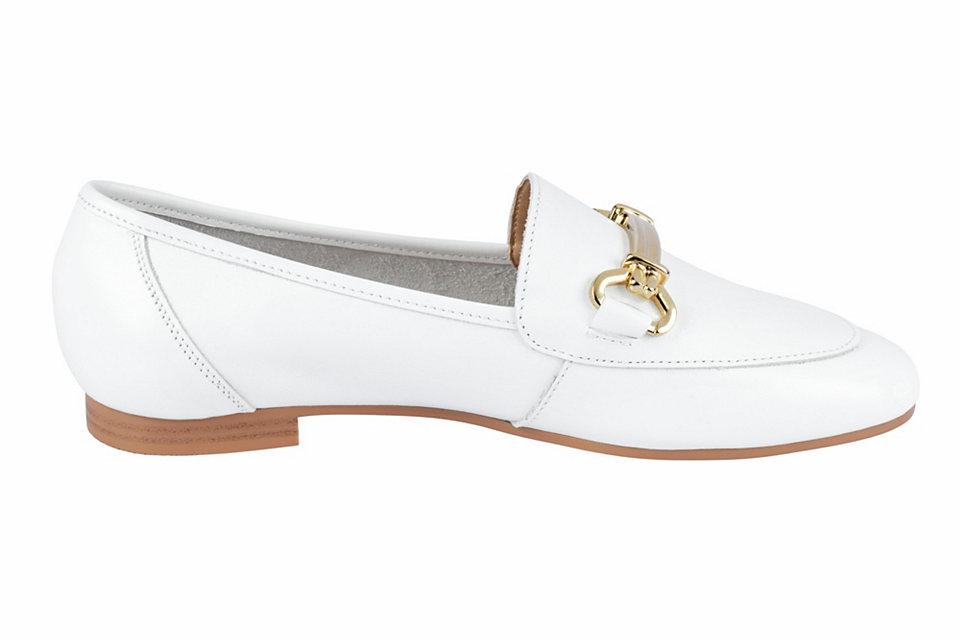 heine Nazouvací boty heine bílá 42