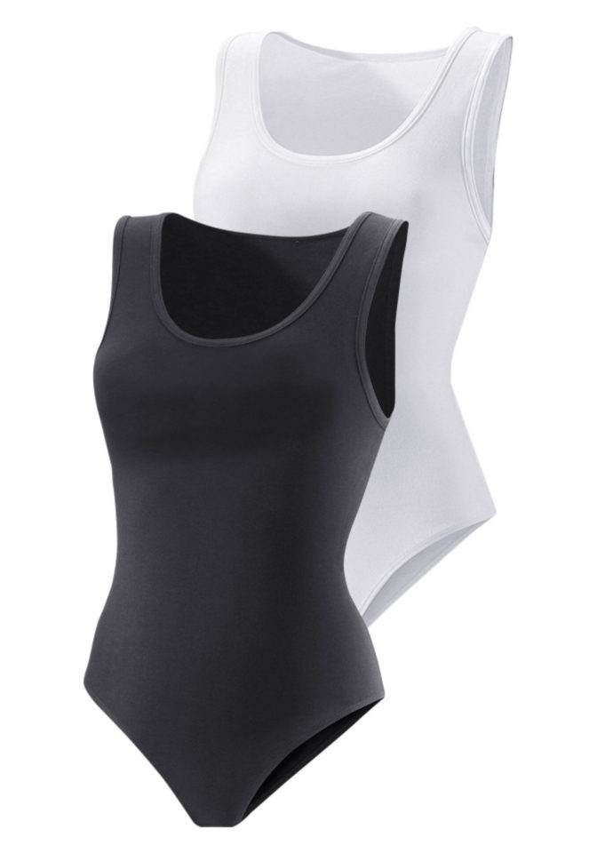 Vivance Body, Vivance Active (2 ks) černábílá 3234