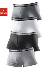 Boxerky, Authentic Underwear Le Jogger (4 ks)