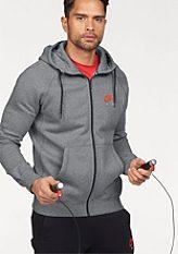 Nike Mikina s kapucňou »NSW HOODIE FULLZIP FLEECE AIR HERITAGE«
