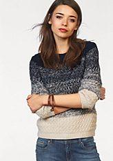 LTB Pruhovaný pulovr »Beco«