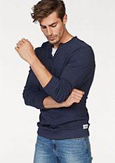 Tom Tailor Tričko s dlouhými rukávy